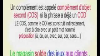Cours gratuit de français, exercices de français grammaire, conjugaison, ortogrmphe, classe de CM1, CM2, 6ème, 5ème, 4ème, 3ème,2.wmv
