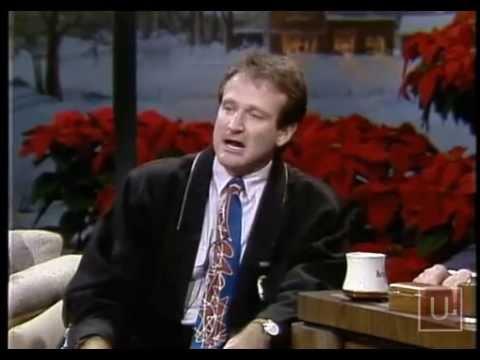 Robin Williams Interview (1987) 1/2