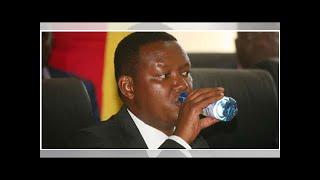 Governor Mutua Raises Concerns Over Kidero's Arrest