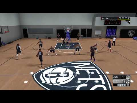 NBA 2k18 Gameplay - First Brooklyn Nets Workout ( The Prelude )