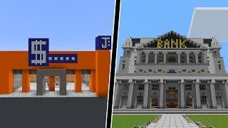Batalha de Construção: QUEM CONSTRÓI O MELHOR BANCO!