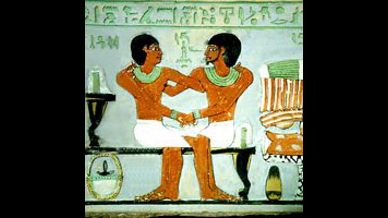 Лесбиянки в древнем египте — photo 10