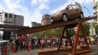 АвтоNEWS, тест-драйв тайваньского кроссовера Luxgen, 7 SUV