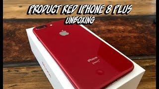 Project Red iPhone 8 Plus