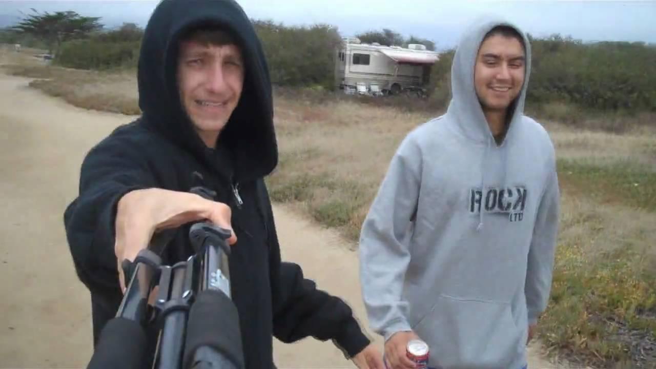 Vlog Day 109 7 12 10 Camping At Mcgrath State Beach