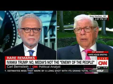CNN Wolf Blitzer 08/02/18 - President Trump Breaking News Today.