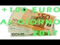 Video relativi a come guadagnare soldi online velocemente