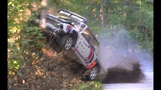 Rally CRASH best of 2017. Lepold Sportvideo...