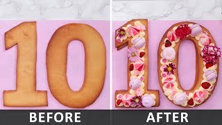 Amazing Cake Decorating Ideas To Make Any Boring Cake Look And Taste  Yummy | Hooplakidz Recipes