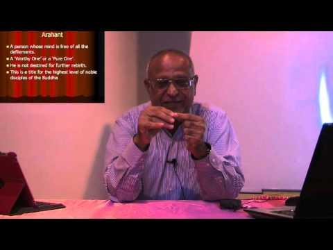 Basic Buddhist Terminology and Cosmology