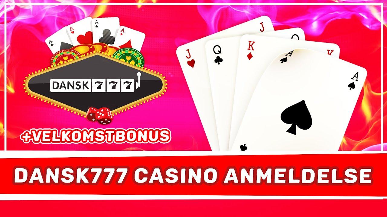 Dansk777 Casino online 【KOMPLETTE casino-anmeldelser & spilleautomater 2021】 video preview
