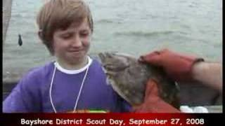 Bayshore District Scout Day and Fishing Tournament Promo