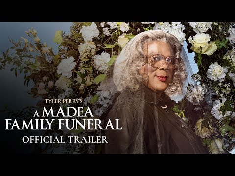 Sherry Mackey - TRAILER FOR 'A MADEA FAMILY FUNERAL'