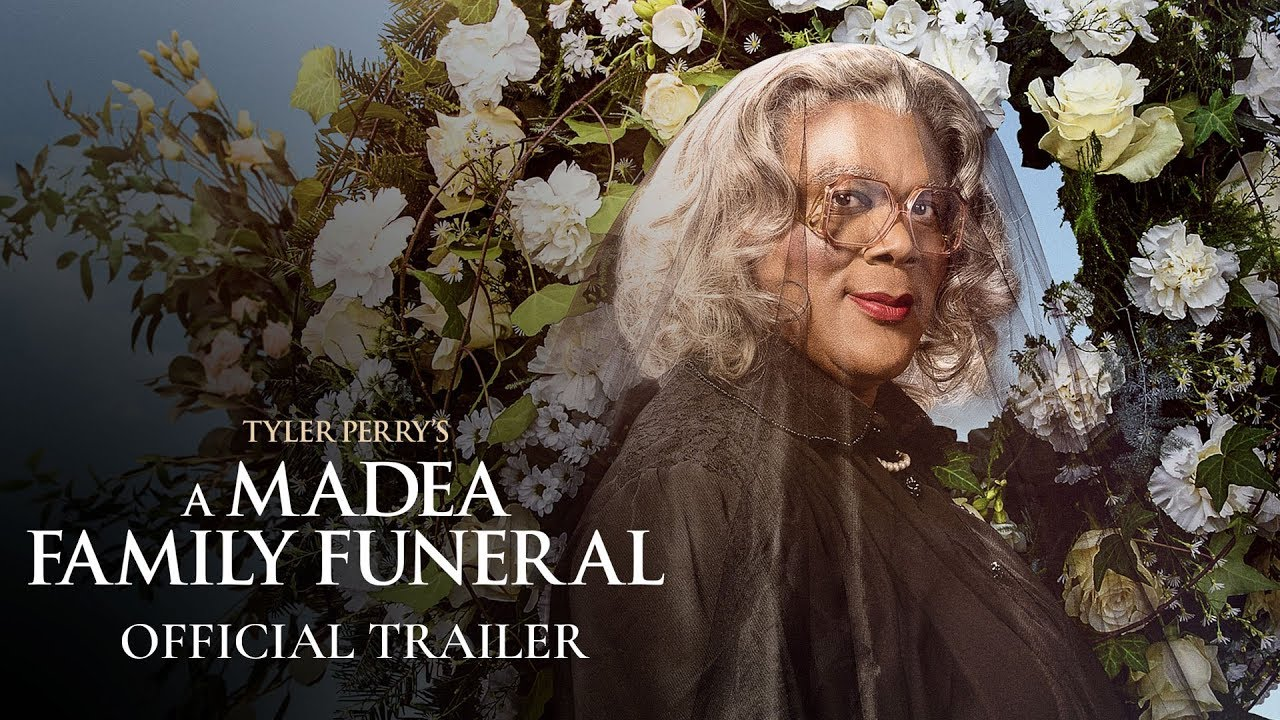 Tyler Perry's A Madea Family Funeral (2019 Movie) Official Trailer 2019