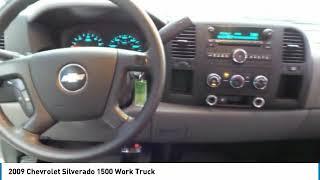 2009 Chevrolet Silverado 1500 433189A