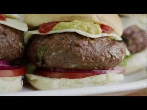 How to Make Bronco Burgers | Burger Recipe | Allrecipes.com