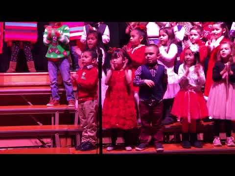 Dan H Pietrini Elementary School Winter Concert 2018