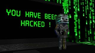 Monster School : HACKING CHALLENGE - Minecraft Animation