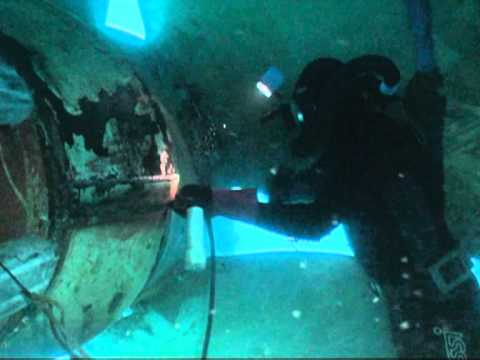 Soldadura Submarina - Marine Service SL