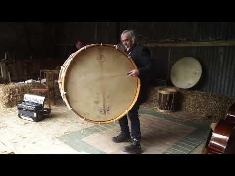 Lambeg drum and