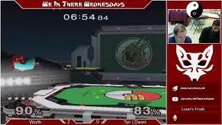 WiTW 84 Worth vs Tsn | Dawn