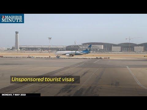 Unsponsored tourist visas