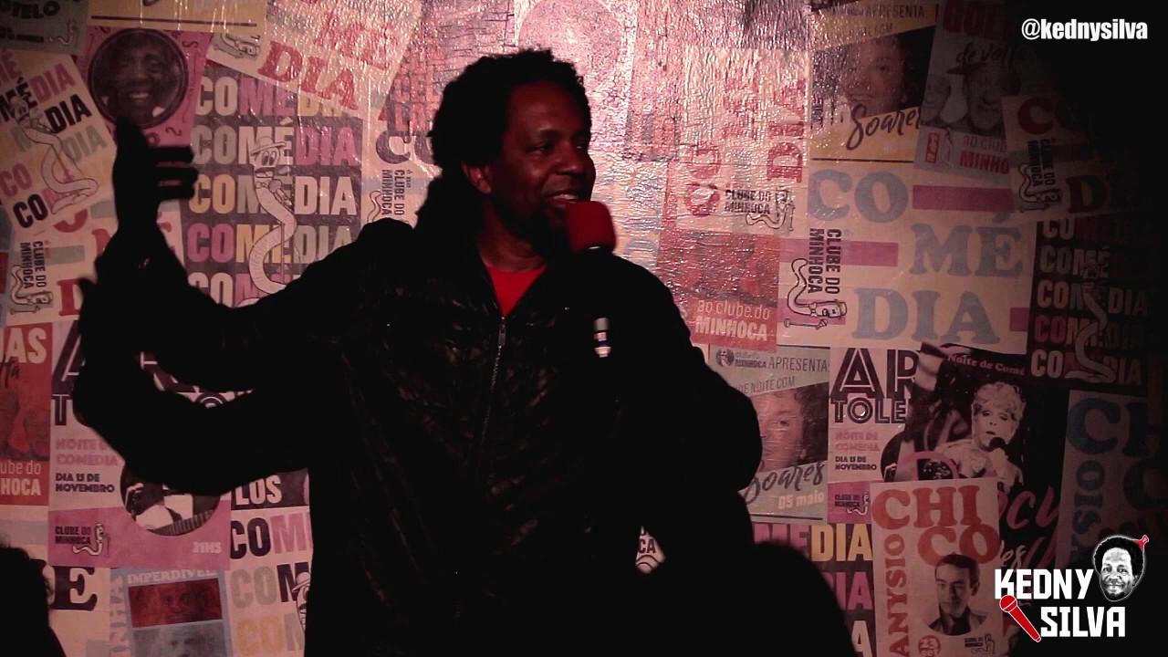 Kedny Silva - O inverno está chegando - Stand up Comedy