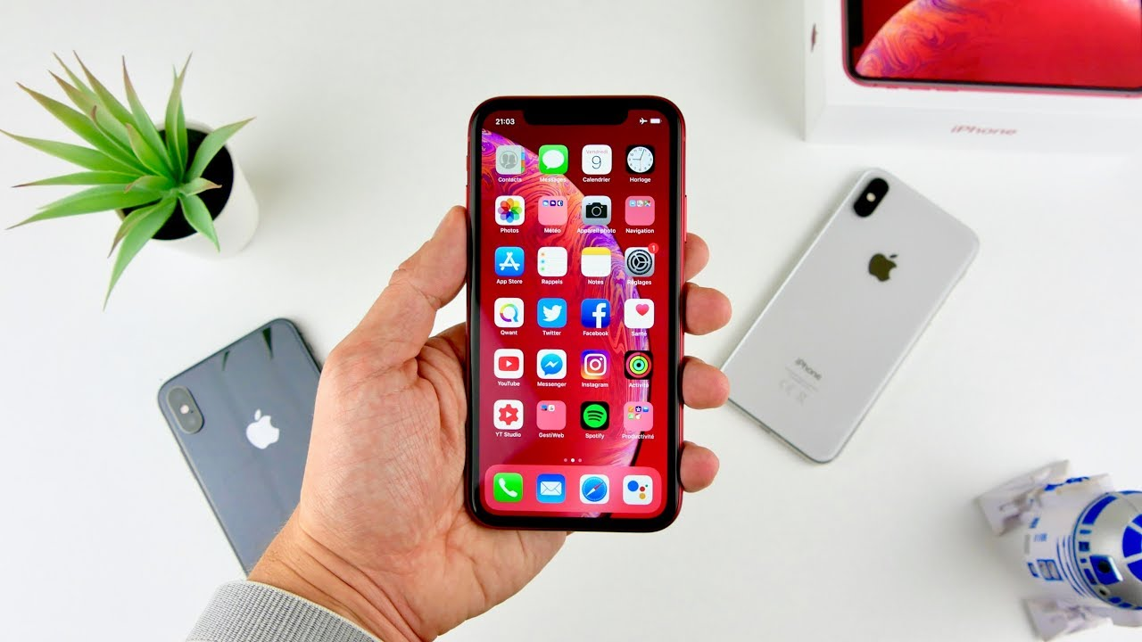 iphone xr test avis perso un iphone quilibr youtube. Black Bedroom Furniture Sets. Home Design Ideas