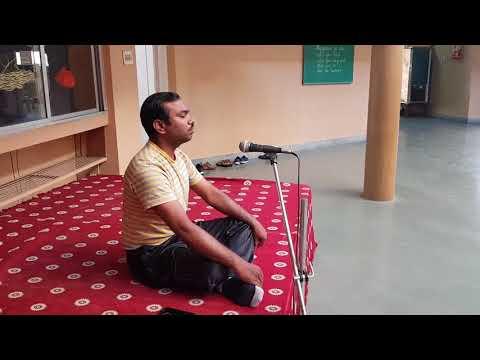 Yoga demonstration By Hari Om Rai