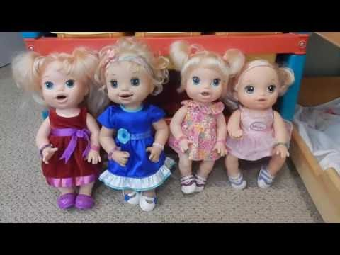 Baby Alive Beauty Pageant
