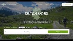 Deutschland.bio - Die Plattform für umweltbewusstes Handeln
