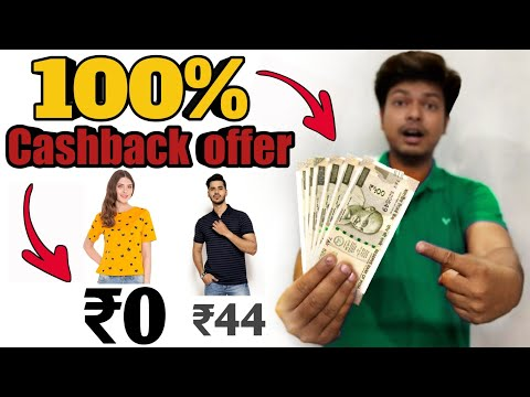 Free Clothes | 100% Cashback Offer From Savemudra | Free Shopping | Tech Done
