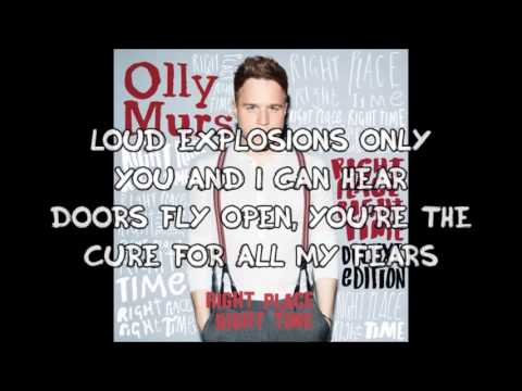 Olly Murs - Right Place Right Time (lyrics)