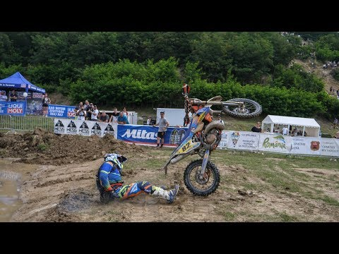 Dirt Bike Fails | Romaniacs Extreme Enduro 2018 | Epic Edition 💀 Part I