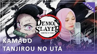 Cover images 【Rainych】 Kamado Tanjirou no Uta 『竈門炭治郎のうた』 Demon Slayer  : Kimetsu no Yaiba EP 19 (cover)