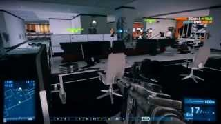 Battlefield 3 Online Gameplay - BF3 Multiplayer Live Commentary - Gun Master on Operation 925