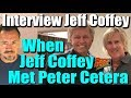 When Two Ex-Chicago Singers Met – Peter Cetera and Jeff Coffey