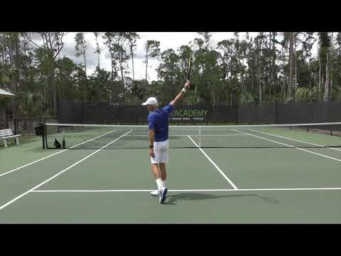 How To Improve Your Topspin One Handed Backhand