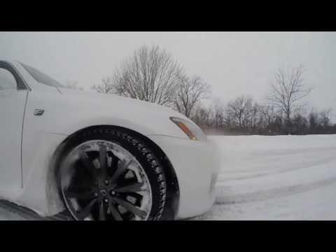 ISF + 335XI Winter Fun
