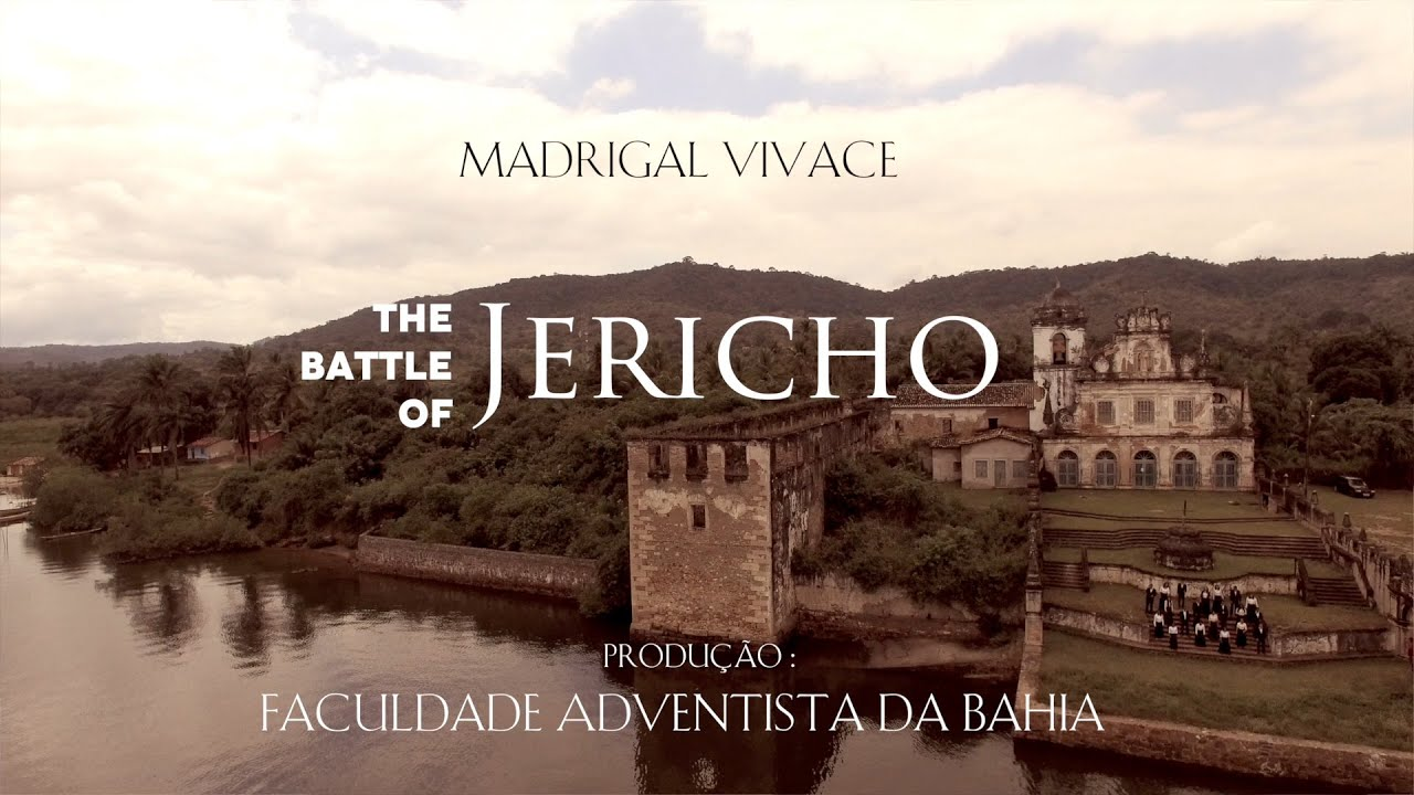 BATTLE OF JERICHO - MADRIGAL VIVACE