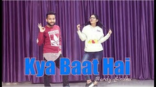 Kya Baat Ay | Dance Choreography | Step-Up Dance Academy Dhar MP