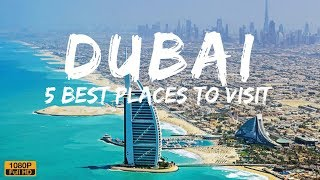 Places to visit in Dubai | Burj khalifa dubai | Burj Al Arab | Dubai tour
