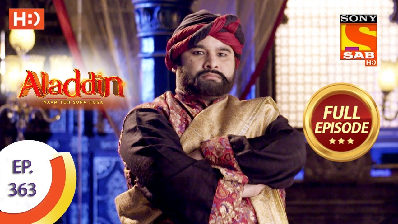 Download Aladdin - Ep 363 - Full Episode - 6th January 2020
