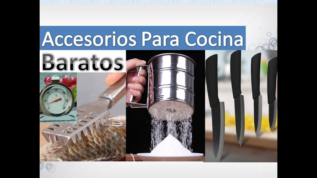 Accesorios para cocina baratos por internet utensilios for Accesorios para cocina a gas