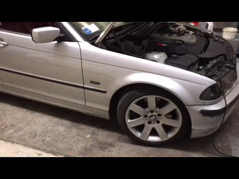 bmw 330d e46 sound downpipe youtube. Black Bedroom Furniture Sets. Home Design Ideas
