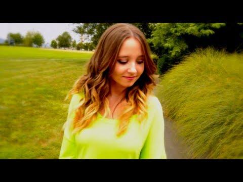 Burn - Ellie Goulding | Ali Brustofski Cover (Music Video)