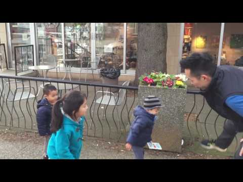2017.04 Vancouver trip - sumo lessons