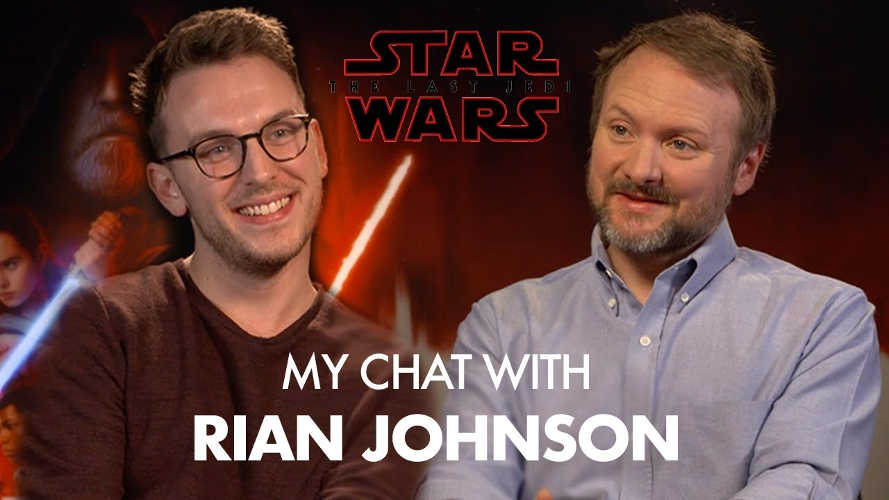 Rian Johnson Red Letter Media.My Chat With Rian Johnson