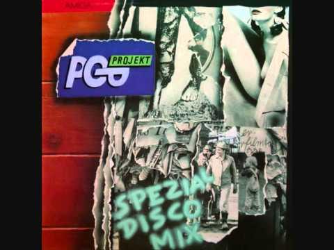 Pop Projekt - Rain In Champagne.1987