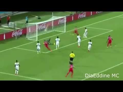 USA Vs Ghana 2-1 (FIFA World Cup 2014 - Brazil) 2014 GOALS